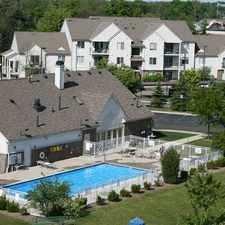 Rental info for Silver Lake Arbors