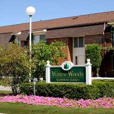 Rental info for Warren Woods Apartments in the 48091 area