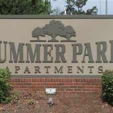 Rental info for Summer Park Apartments