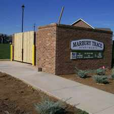 Rental info for Marbury Trace Apartments