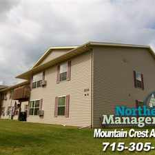 Rental info for Mountain Crest Apartments