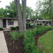 Rental info for Rosewood Commons Apartments in the 46254 area