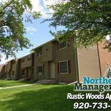 Rental info for Rustic Woods Apartments