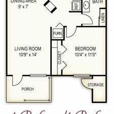 Rental info for Mann Village Apartments