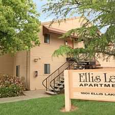 Rental info for Ellis Lake Apartments