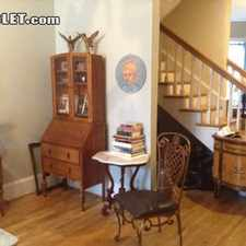 Rental info for $4800 3 bedroom Townhouse in Capitol Hill in the Washington D.C. area