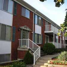Rental info for Byron Terrace Apartments