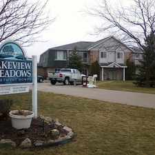 Rental info for Lakeview Meadows Apartments