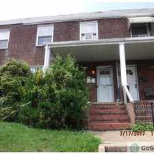Rental info for Very nice top floor apartment with ALL UTILITIES INCLUDED!! in the Violetville area