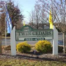 Rental info for Twin Cedars I