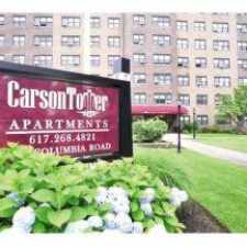 Rental info for Carson Tower in the Boston area