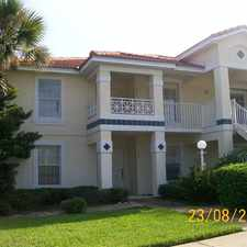 Rental info for 2826 Osprey Cove Place #203 Kissimmee FL 34746