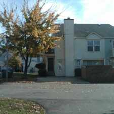 Rental info for 3 Bedroom, 2 Bath Townhome