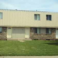Rental info for 3 bedroom townhomes