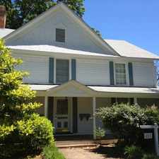 Rental info for Historic home with lots of charm!