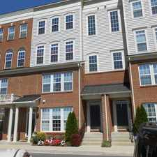Rental info for Three Bedroom Townhouse on Monacacy View Circle, Frederick for $1795.00 a month!!