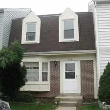 Rental info for EXCEPTIONAL TOWNHOUSE - 2 UPTAIRS MASTER BEDROOMS - GREAT KITCHEN