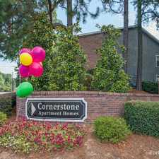 Rental info for Cornerstone Apartments