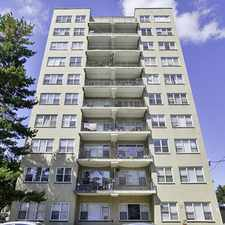 Rental info for Westminster Towers in the New York area