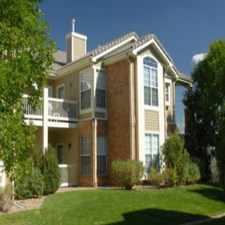 Rental info for The Bluffs at Highlands Ranch