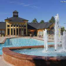 Rental info for Regatta Apartments in the Denver area