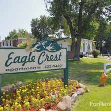 Rental info for Eagle Crest Apartments in the Denver area
