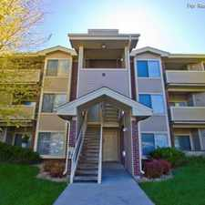 Rental info for Ute Creek Apartments
