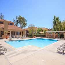 Rental info for Villas Aliento Apartment Homes in the Rancho Santa Margarita area