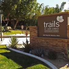 Rental info for Trails at San Dimas