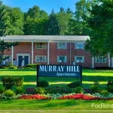 Rental info for Murray Hill Apartments