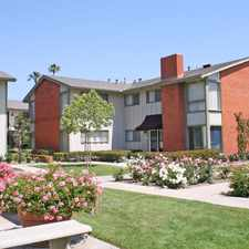 Rental info for Tustin Village in the Southeast Industrial District area