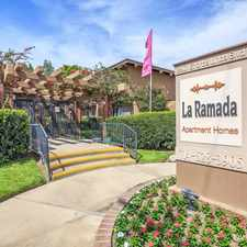 Rental info for La Ramada Apartment Homes