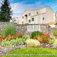 Rental info for Fox Run