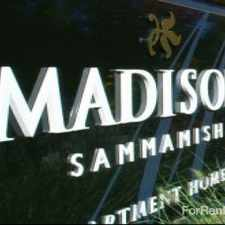 Rental info for Madison Sammamish