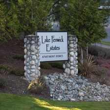 Rental info for Lake Fenwick Estates in the Kent area
