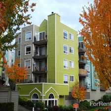 Rental info for Cascade Terrace in the Seattle area