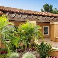 Rental info for Santa Fe Ranch Apartment Homes in the San Diego area