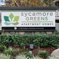 Rental info for Sycamore Greens in the Vista area
