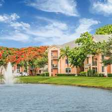 Rental info for New River Cove Apartments in the Dania Beach area
