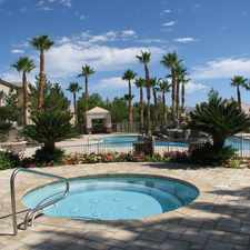 Rental info for Carlisle at Summerlin