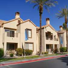 Rental info for Palm Villas at Whitney Ranch