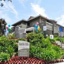 Rental info for Rancho Hills
