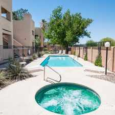 Rental info for Fountains, The in the Tucson area