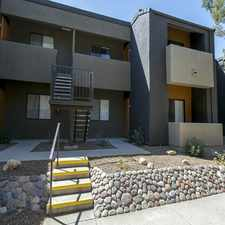 Rental info for Palm Canyon in the Casas Adobes area