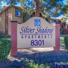 Rental info for Silver Shadow Apartments