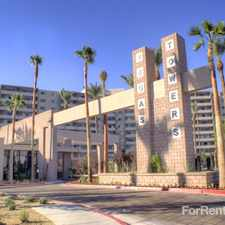 Rental info for Vegas Towers Apartments
