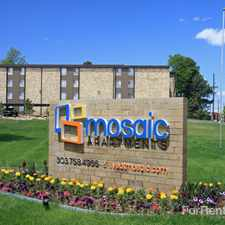 Rental info for Mosaic