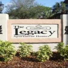 Rental info for Legacy, The