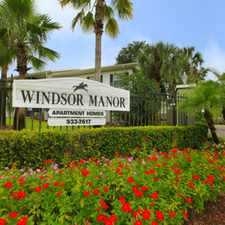 Rental info for Windsor Manor