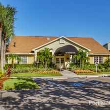 Rental info for Providence at Palm Harbor